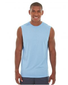 Rocco Gym Tank-M-Blue