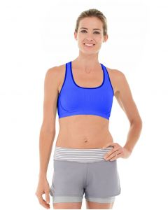 Erica Evercool Sports Bra-XL-Blue