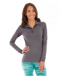 Adrienne Trek Jacket-M-Gray