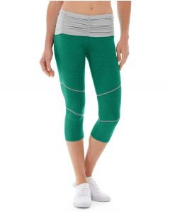 Deirdre Relaxed-Fit Capri-28-Green