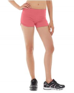 Fiona Fitness Short-29-Red