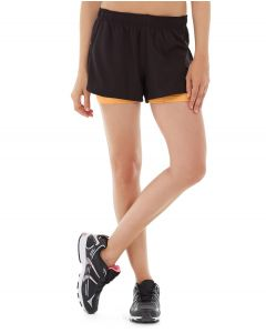 Ana Running Short-28-Orange